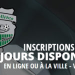 inscription 2017, en ligne, club de soccer les satellites, SADP