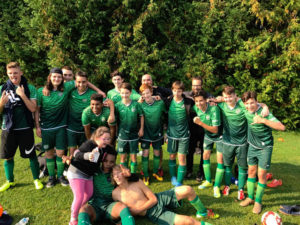 champion 2017, match de coupe, soccer sadp, u16m