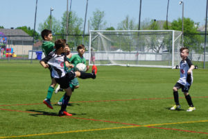 U9MD2, tournoi mirabel
