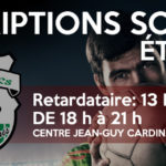 inscriptions, soccer, 2019, soccer sadp, satellites