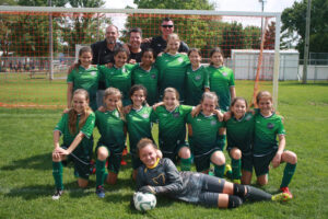 Tournoi, u12F, satellites, sadp, green machine