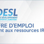 offre emploi, cdesl, irs